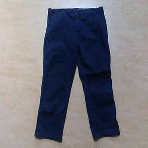 Women's GAP Navy Pants Size 12